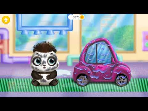 Fun Baby Care Colors Kids Games Panda Lu Baby Bear Care 2 Babysitting & Daycare