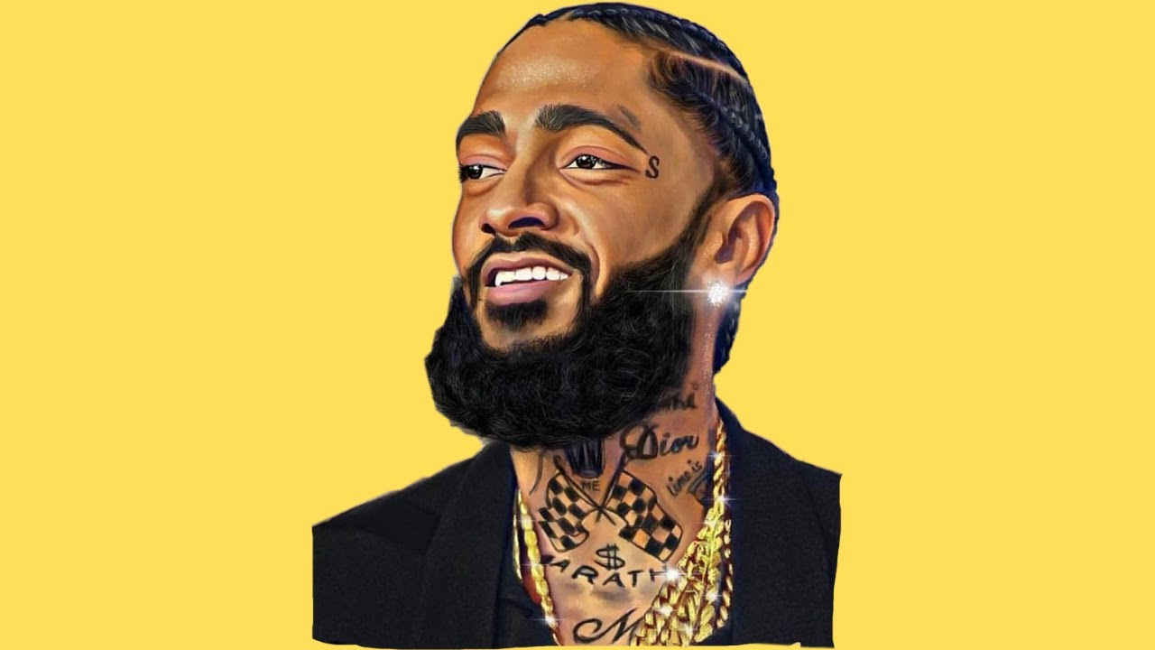 """FREE NIPSEY HUSSLE TYPE BEAT 2021 """"AT A DISTANCE"""""""