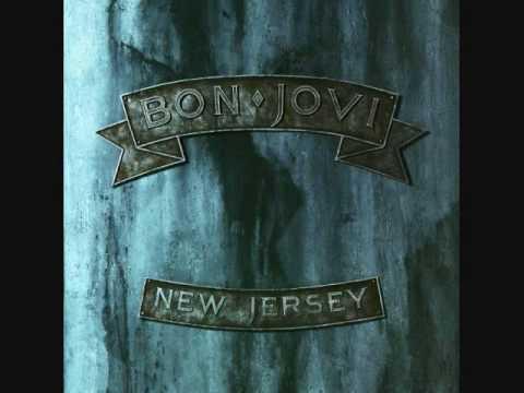 Stick To Your Guns- Bon Jovi (New Jersey) [1988]