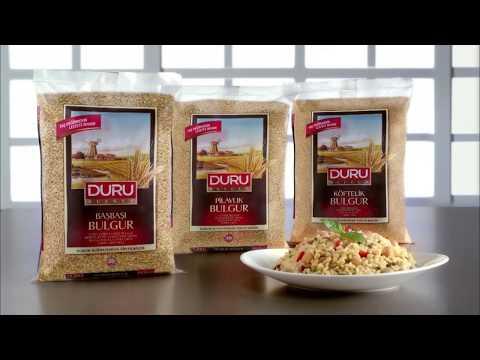 رێکلاما تەلەڤیزیۆنیا ساڤارا دورو / Duru Bulgur TV Advertisement – Badini 6 Sn