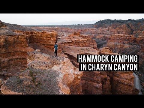 Kazakhstan Road Trip EP1, Charyn Canyon - Vlog #004