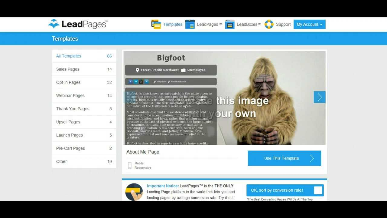 Leadpages How to Upload Lead Magnet in Leadpages Backoffice - YouTube