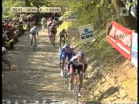 Ronde van Vlaanderen 2003 - comeback VDB / Frank Vandenbroucke