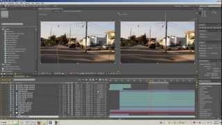 Tutorial Basico de After Effects en Español - Parte 1 - Introduccion basica, Empezando un Projecto
