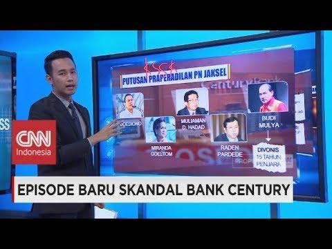 Episode Baru Skandal Bank Century