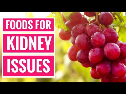 6 Of The Best Foods For People With Kidney Problems