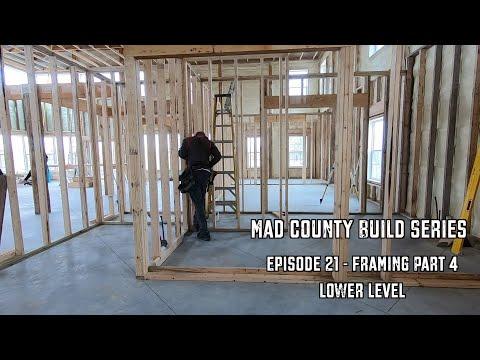 interior-framing-part-4- -main-floor-walls