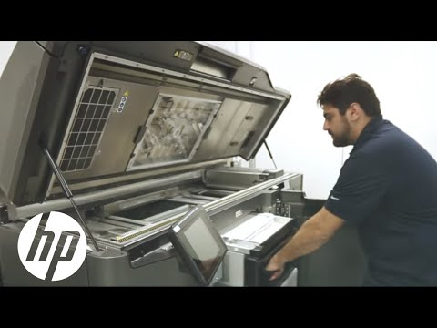 Jabil Sees the Future of Manufacturing | 3D Printing | HP