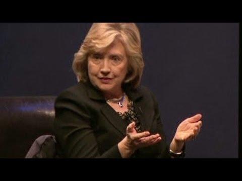 Hillary Clinton clarifies Putin-Hitler comments