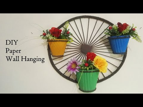 diy-!!-paper-wall-hanging-decoration-|-wall-decor-ideas-|-paper-craft