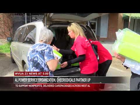 ALABAMA POWER SERVES UNIONTOWN RESIDENTS IN NEED