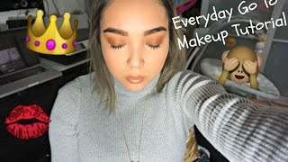 Simple Go To Makeup Look| Jenny Nguyen