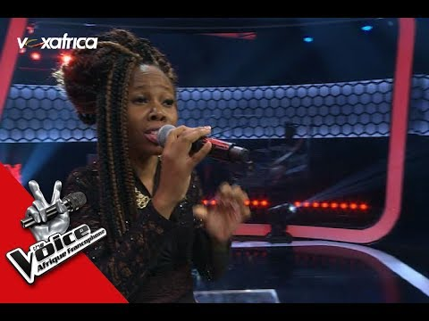 Margret ' I am changing ' de @Jennifer Hudson  Audition à l'aveugle The Voice Afrique 2017