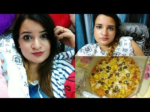 MINI CLOTH SHOPPING||SCOOTY VLOG||WHY WE ARE NOT ABLE TO FINISH THOSE Pizza's??? ||CHANDNIVLOGS