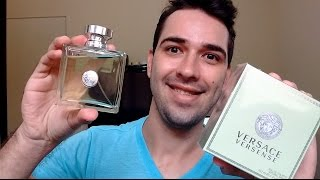 Perfume Versace Versense - Resenha
