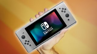 Is this the Nintendo Switch Pro?