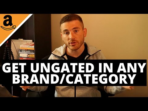 How To Get Ungated For Any Brand/Category On Amazon 2020 | INSTANT APPROVAL!