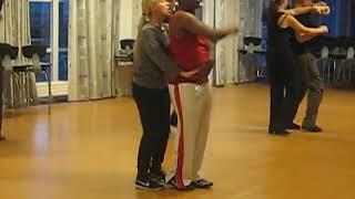 Stine Ortvad Salsa intermediate at Odense Salsa Forening