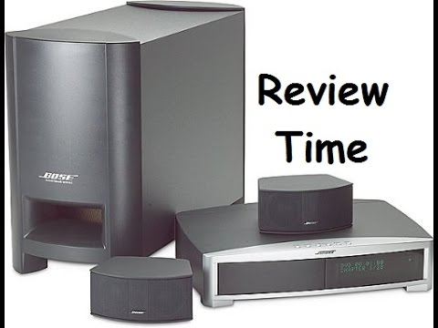 bose 321 gs series ii dvd home entertainment system review. Black Bedroom Furniture Sets. Home Design Ideas