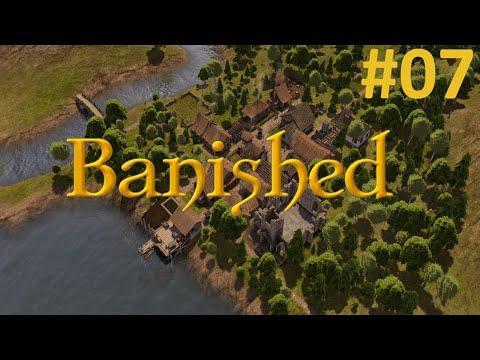 Banished - mod Colonial Charter 1.62 - Crise de Comida! ep 07