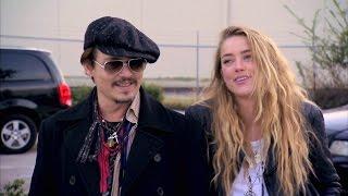 Johnny Depp piège sa femme !