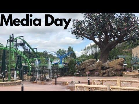 Kings Island 2020 Update! - YouTube