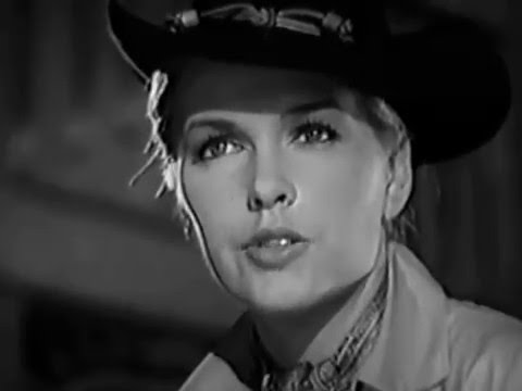 "Stella Stevens--""The Balloon Girl"", Claude Akins, John Derek, 1961 TV"