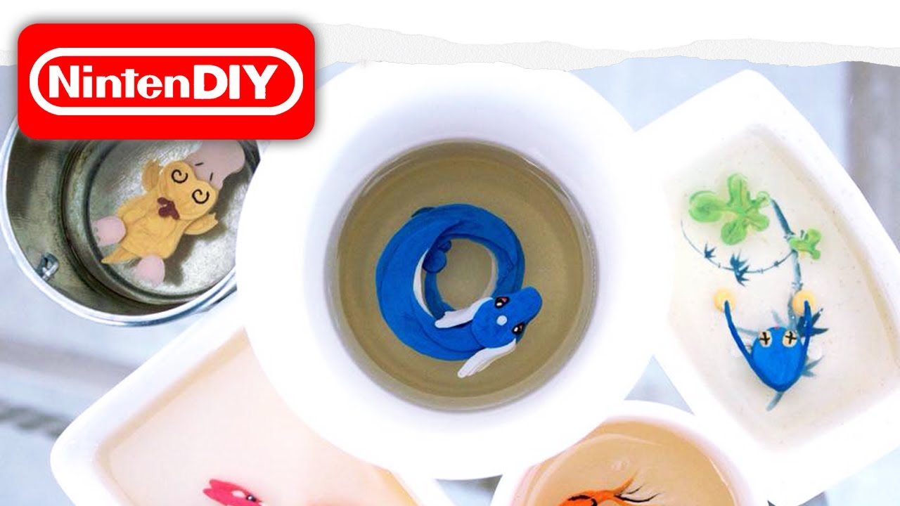 Nerdy diy pokemon 3d painting youtube for 3d mural tutorial