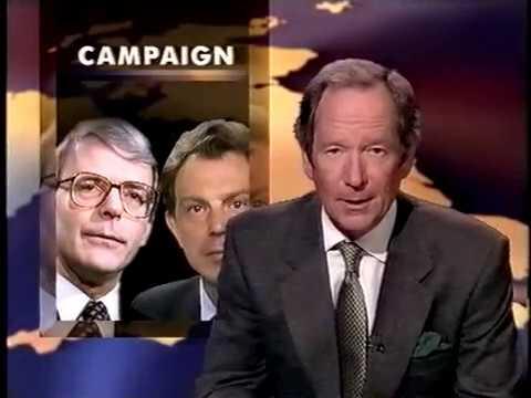 BBC Nine'o'clock News, 9 April 1997