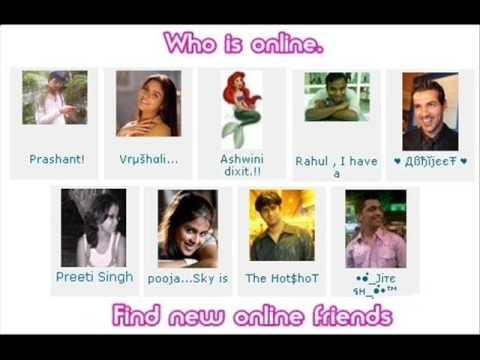 Find new friends online