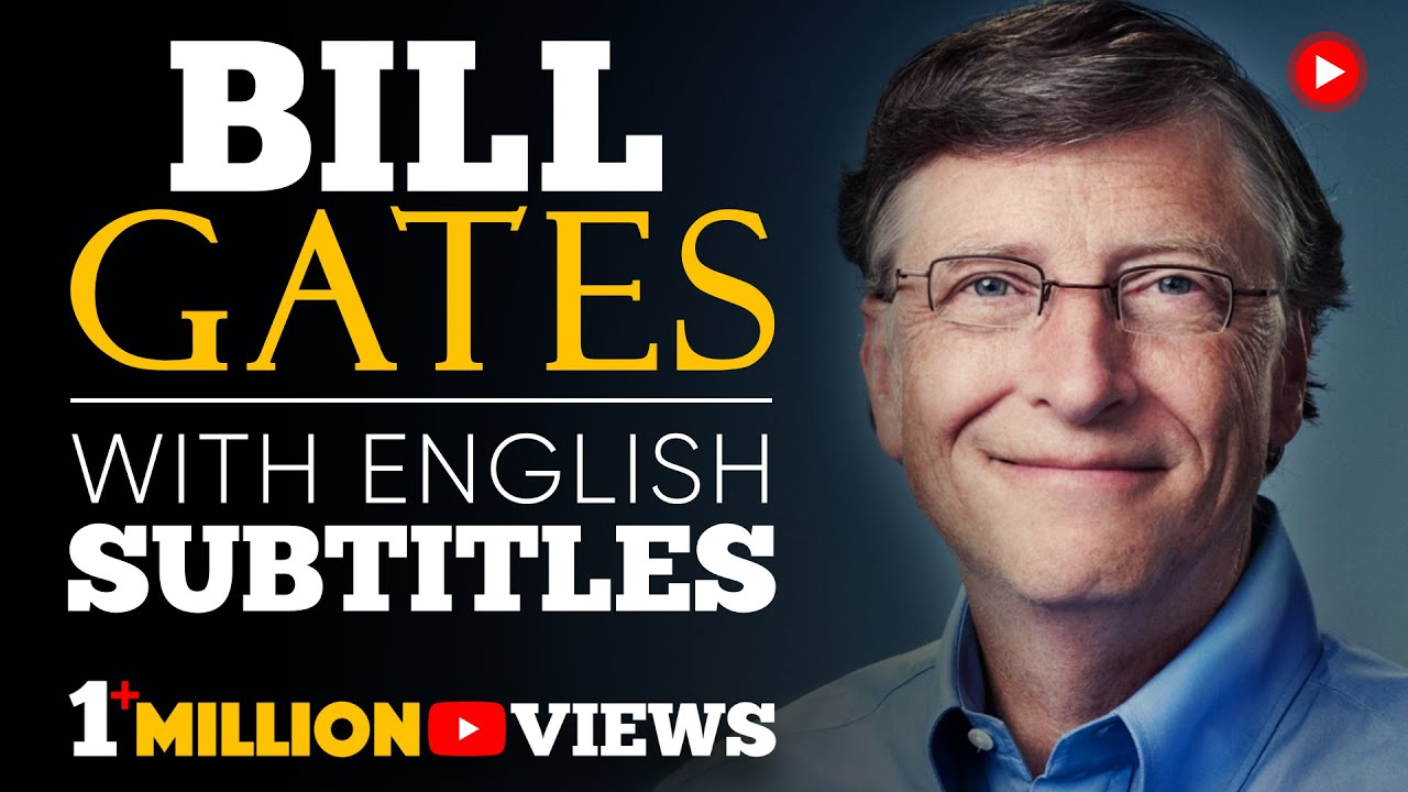 LEARN ENGLISH | BILL GATES: Harvard Commencement Address (English Subtitles)