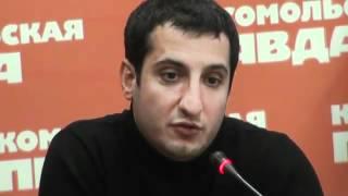 Арарат Кещян и Лариса Баранова про ситком Универ