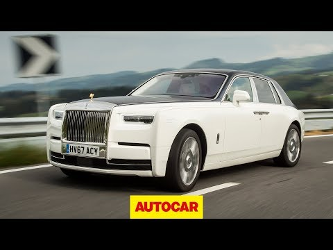 Rolls-Royce Phantom 2018 Review | The best car in the world? | Autocar