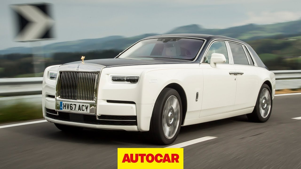 Rolls-Royce Phantom 2018 Review | The best car in the world ...