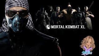 Mortal Kombat XL - Gameplay Español