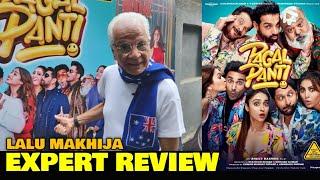 Lalu Makhija EXPERT REVIEW on Pagalpanti Movie | John Abraham, Ileana, Anil, Arshad, Pulkit, Urvashi