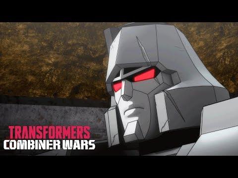 Transformers: Combiner Wars - 'Unforgotten' Prime Wars Trilogy Episode 4