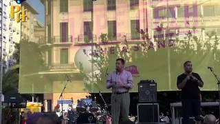 Кто поддерживает  и спонсирует  гей парады в Греции