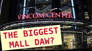 Vincom Center in Hanoi Vietnam   One of the biggest malls in Hanoi   Non-edited video   Jb Manalili
