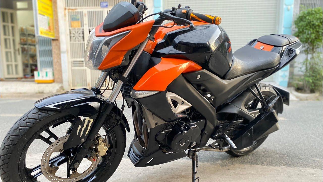 Visitor Bios 175 moto 2 máy âm thanh uy lực như PKL   Tài Moto Gò Vấp