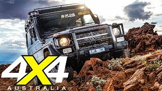 Mercedes-Benz G300 Professional | 2018 4x4 of the Year Contender | 4X4 Australia