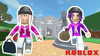 BEST OBBY STORYLINE IN ROBLOX! 💰 / Roblox: Rob The Mansion Obby