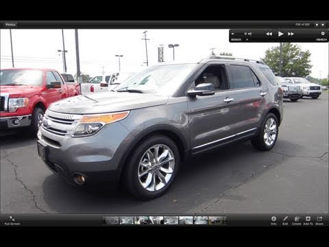 2011 Ford Explorer | Read Owner and Expert Reviews, Prices ...