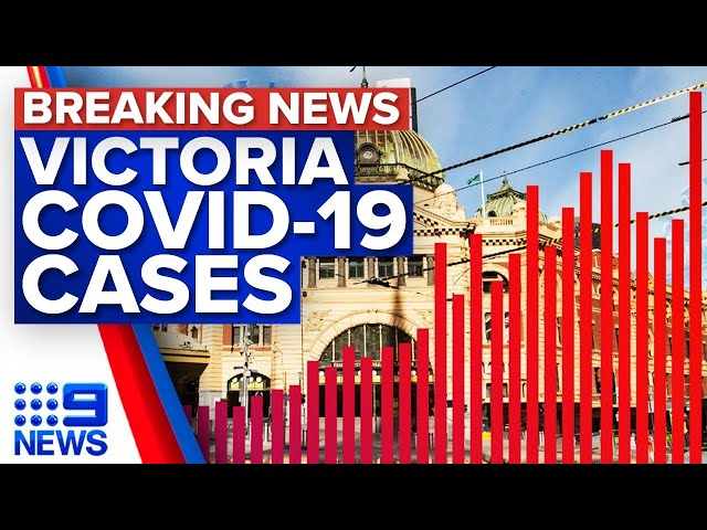 Victoria records 1749 new local COVID-19 cases and 11 deaths   Coronavirus   9 News Australia