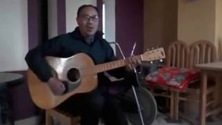 ビートルズをネワール語で歌う Love me do   in newari