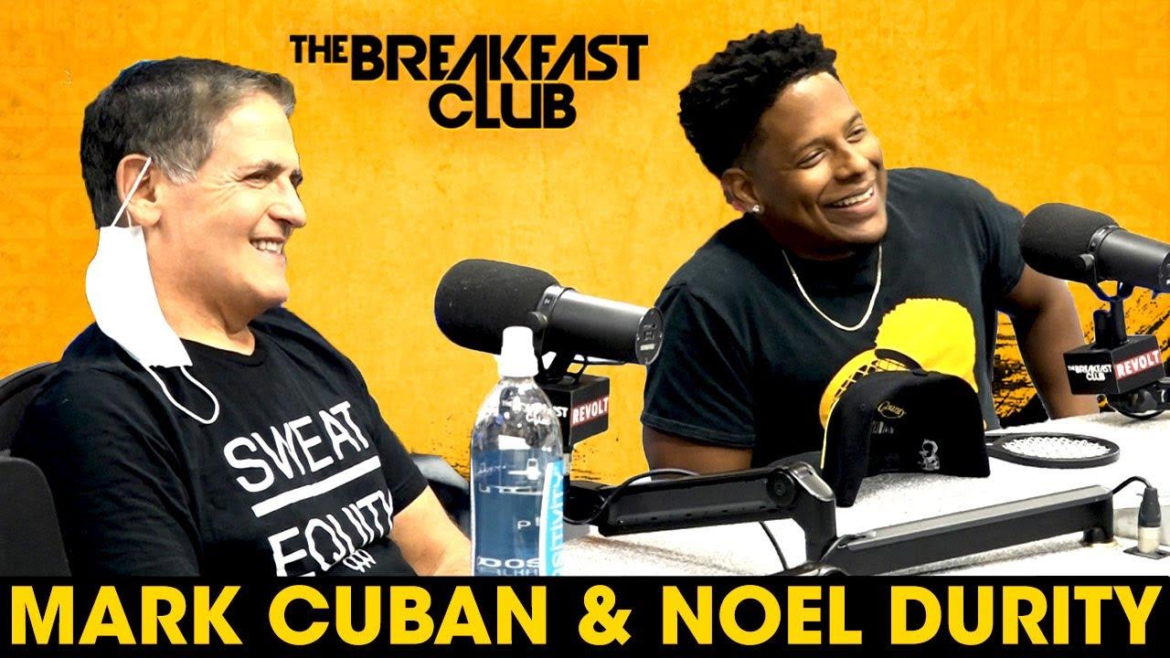 Noel Durity & Mark Cuban On The 'Twist It Up' Comb, Full Time Entrepreneurship Risks, Rewards + More
