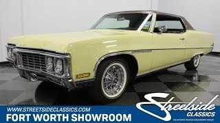 1970 Buick Electra 225 for sale | 3054-DFW