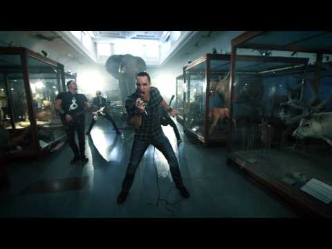 THE UNGUIDED - Eye Of The Thylacine (Official Video) | Napalm Records