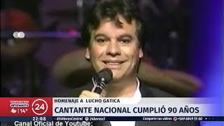 El especial homenaje que rindieron a Lucho Gatica en el día de su cumpleaños 90