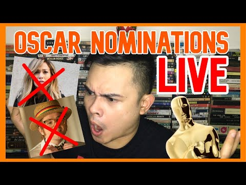 2020 Oscar Nominations | LIVE REACTION